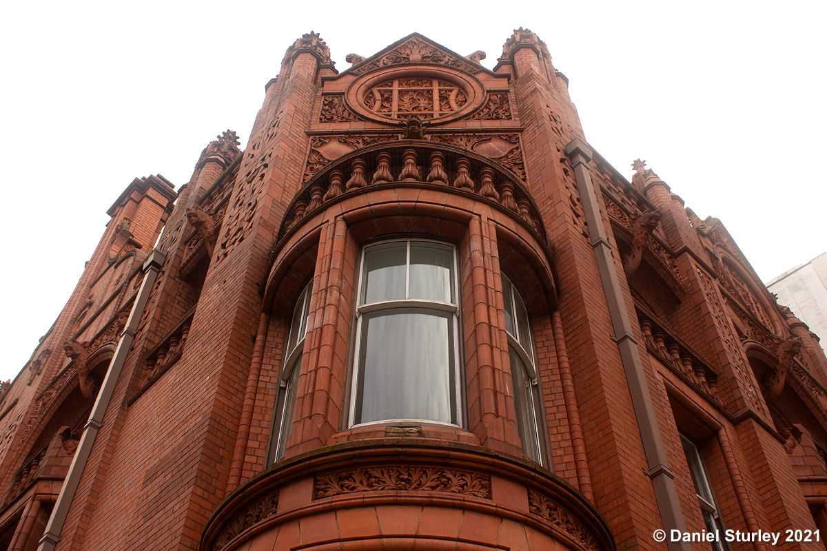 19 Newhall Street (former Bell Edison Telephone building) - A Birmingham Gem!
